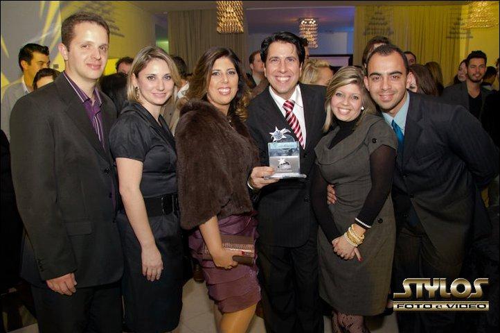 premiação 2011