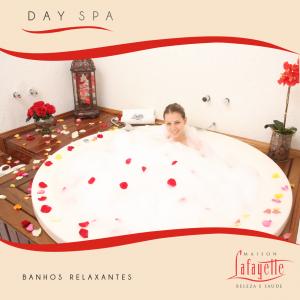 banhos relaxantes day spa