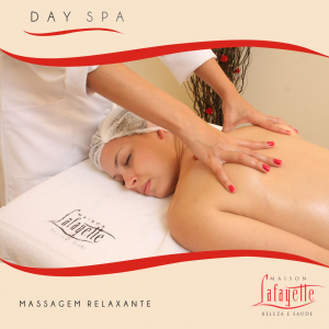 massagem relaxante day spa