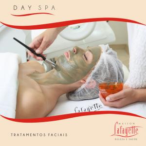 tratamentos faciais day spa