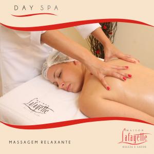 massagem relaxante day spa